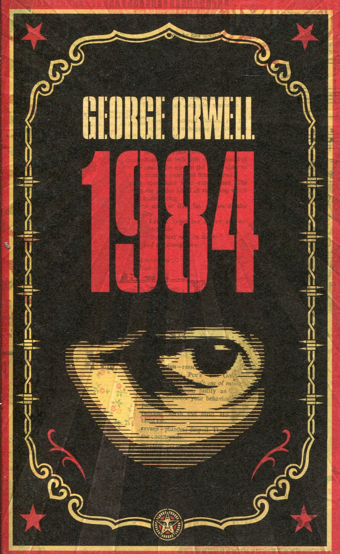 The novel 1984 Case Study