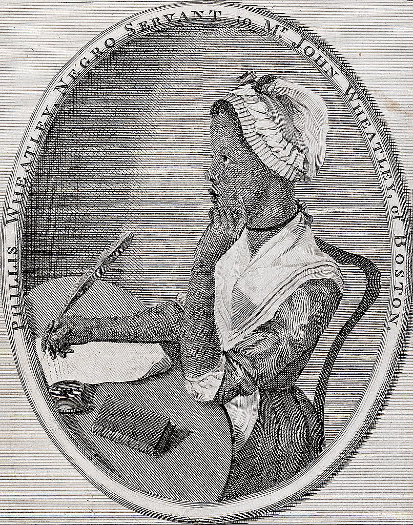 """Thoughts on the Works of Providence"" by Phillis Wheatley Case Study"